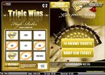 Triple Wins Kraslot Jackpot